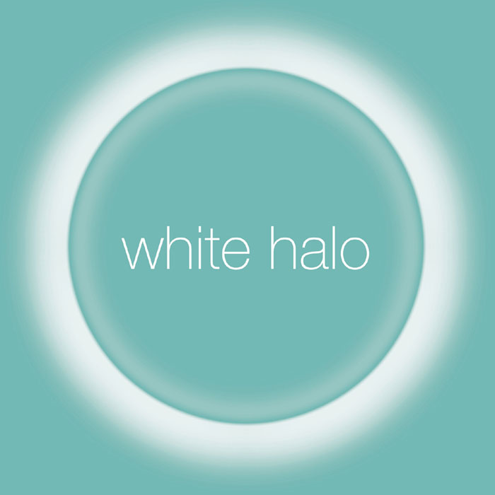 White Halo logo